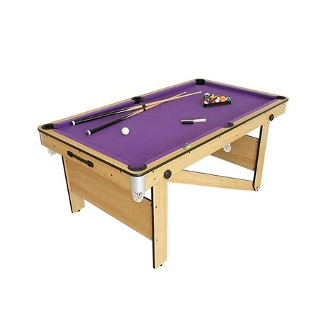 5ft Folding Pool Table Pool Tables Archives Great Toys