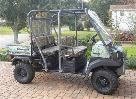 2007 Kawasaki Mule 3010 by 2007 Kawasaki Mule Motorcycles For Sale