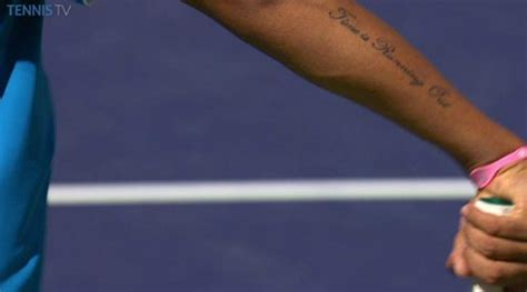 tennis tattoo fail thinking in ink fail better and other tattooed tennis