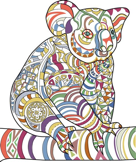 anti stress colouring book for adults australia amazing animals vol 1 anti stress coloring book for
