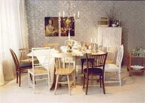 mismatched dining room chairs mixed styles spark interior style