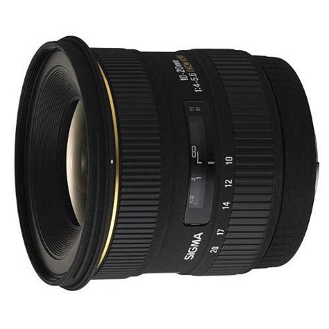 Sigma 10 20mm Nikon sigma 10 20mm f 4 5 6 ex dc hsm