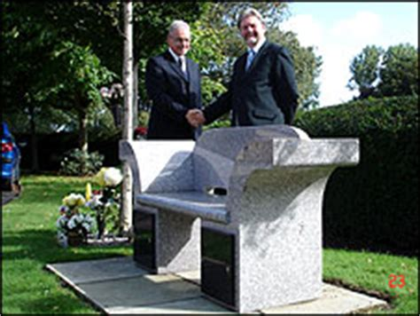 memorial benches for ashes bbc news uk england humber new memorial bench to