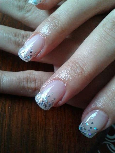 fotos de uñas acrilicas blancas u 241 as acrilicas naturales u 241 as acrilicas pinterest