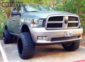 wheel offset 2012 dodge ram 1500 aggressive 3 5
