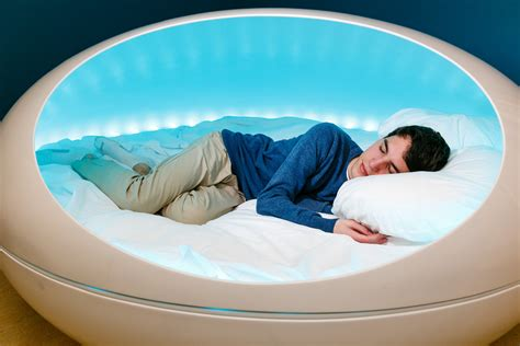 Google Sleep Pods by Children S Hospital Perceptual Pod Bed Transport By