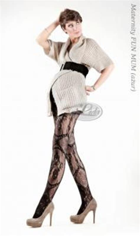 maternity patterned tights lida maternity tights 20 den fun mum patterned lace