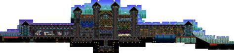 Minecraft House Design Ideas Xbox 360 Our World S Castle Terraria