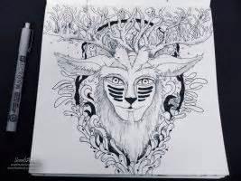 doodle god princes roadtrip ghibli style by kerbyrosanes on deviantart