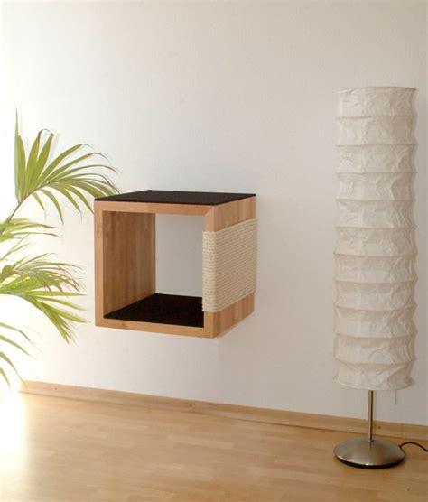 kallax wandmontage 1000 ideen zu katzenm 246 bel auf katzenbetten