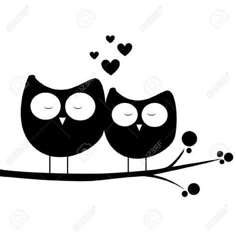 imagenes de amor animadas en blanco y negro buhos blanco y negro buscar con google siluetas