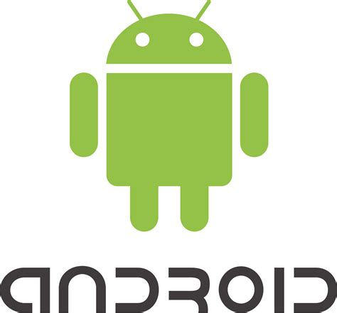 imagenes de android android logo logospike com famous and free vector logos