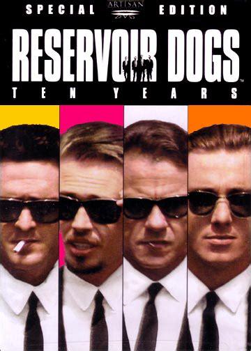 Reservoir Dogs 1992 Film Quentin Tarantino Noirwhale