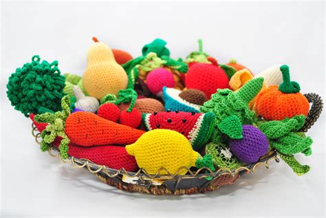 amigurumi vegetables pattern amigurumi pattern 35 crochet play food patterns crochet