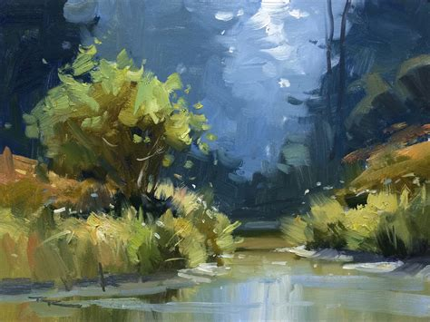 free painting painting workshop 37 simplifying a
