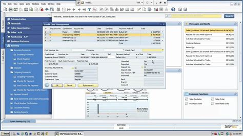 tutorial sap business one pdf outgoing payment process in sap business one youtube