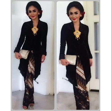 Atvianna Dress Brukat Hitam 415 best kebaya images on kebaya indonesia kebaya and kebaya lace