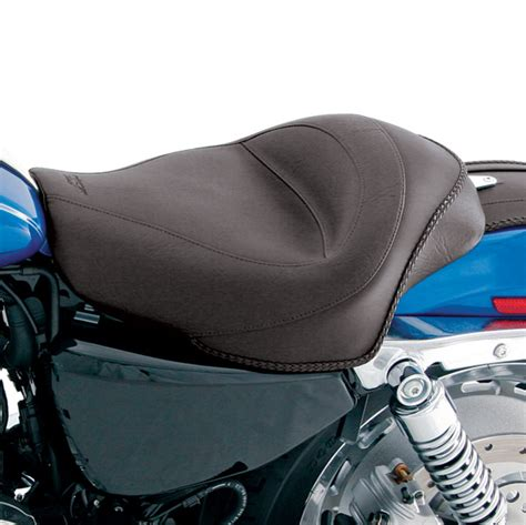 mustang vintage seat 801 323 j p cycles