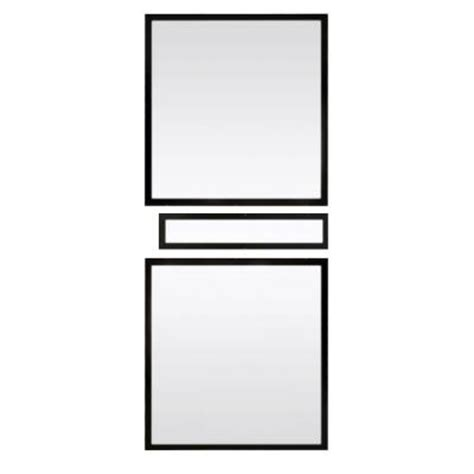 Glass Door Inserts Home Depot Home Depot Door Glass Inserts Unique Home Designs 36 In X 80 In White Surface Mount Steel