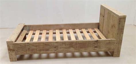 steigerhout bed maken tekening steigerhouten bed maken klik hier voor een bouwtekening