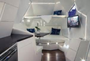 Custom caravan motorhomes for modular modern living