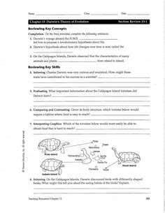 section 15 2 review theories of evolution 1000 images about 8th grade on pinterest animal