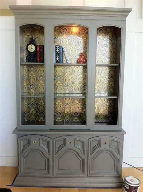 images  antique hutch  pinterest cabinets