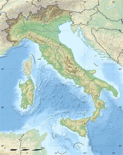 fichier italy relief location map jpg wikip 233 dia