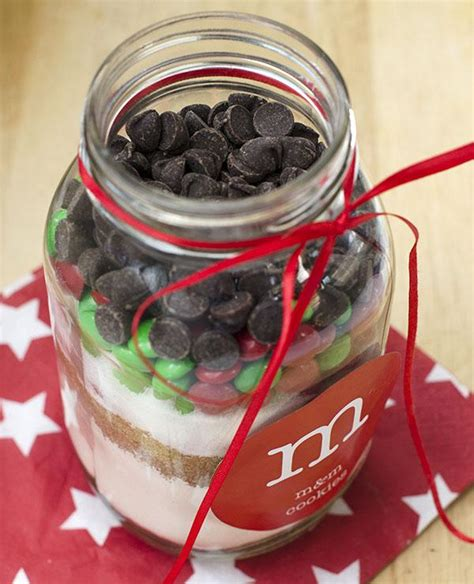 christmas cookies in a jar recipe wide mouth mason a tasty christmas present ricordia