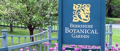 Berkshire Botanical Gardens by Things To Do Near National Shrine Of The Mercy In