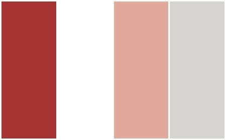 colors that go well with red 7 paint colors that go well with red