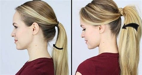pony tail lift new jersey 17 best images about fantastic hair on pinterest diy