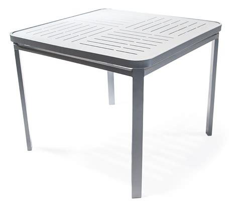 36 x 36 table tatl3636pad 36 quot x36 quot dining table aluminum