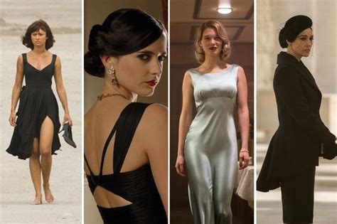 lea seydoux harry potter dressed to kill how to embrace your inner bond girl to
