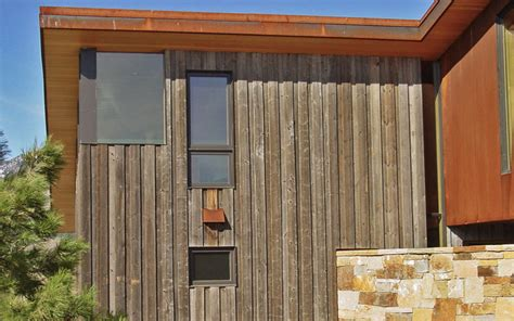 wood siding for houses reclaimed wood siding for homes centennial woods