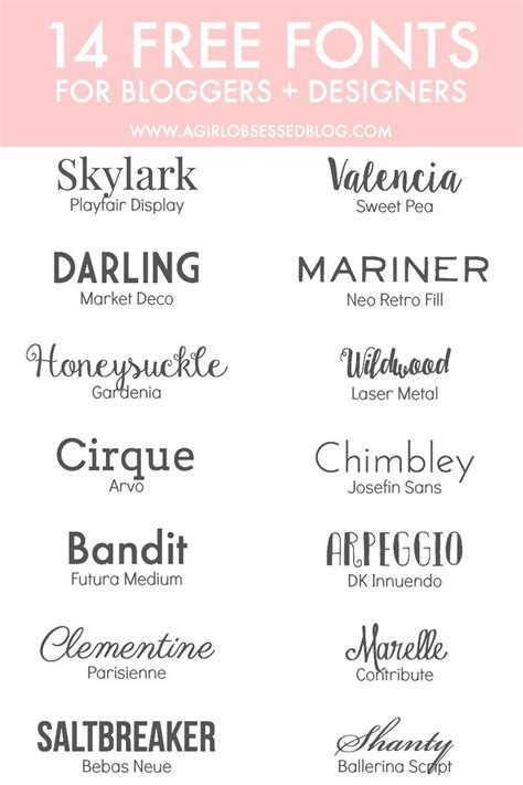 Great Essay Fonts by 25 Best Ideas About Font Pairings On Font Combinations Font Combos And Font Names