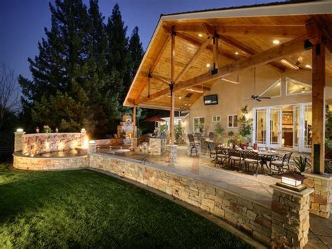 outdoor living space   home  wow style