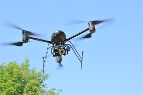 Drone With lapd tries to ban use of drones its stations slashgear