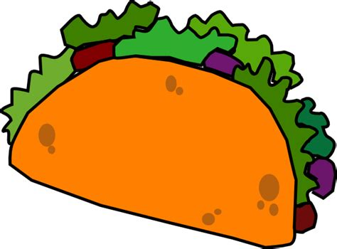 taco clipart taco td clip at clker vector clip