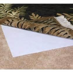 magic stop non slip skid rug pad for rugs carpet ebay