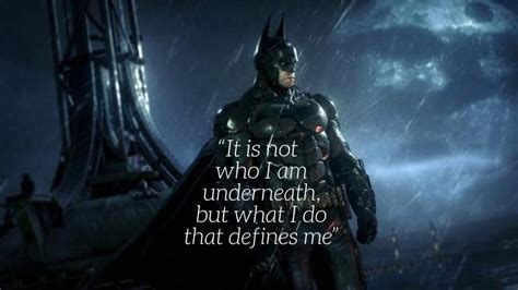 best batman 6 best batman quotes of all time