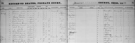 Mercer County Marriage Records Uleman The Spiraling Chains Schroeder Tumbush Family Trees