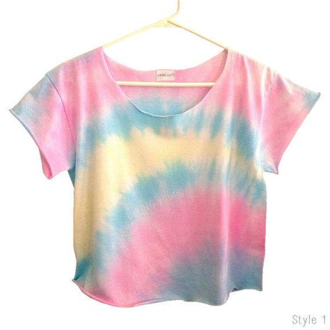 Pastel Top ombre pastels tie dye ombre pastels crop from living