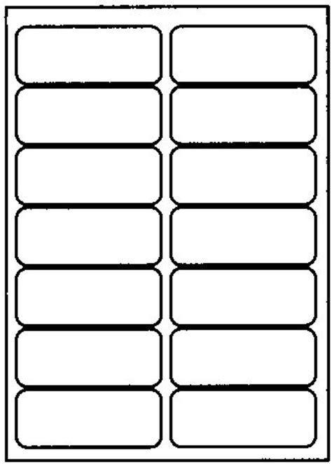 avery 14 labels per sheet template label template 14 per sheet printable label templates