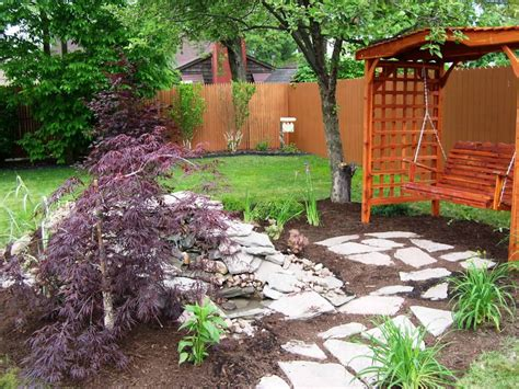 Garden Stunning Small Backyard Landscaping Ideas On A Cheap Garden Landscaping Ideas