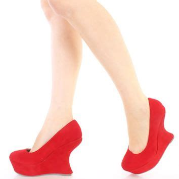 Wedges Syntetic 974 best closed toe wedges products on wanelo