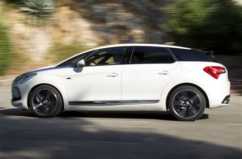 Citroen Ds5 Review by Citro 235 N Ds5 Hybrid4 Review Autocar