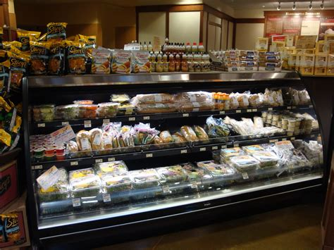 Shelf Of Deli by Bakery And Deli Display Cases Borgen Refrigerated Systems