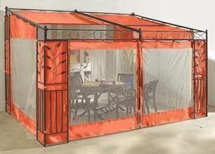 Anbau Pavillon 3x4