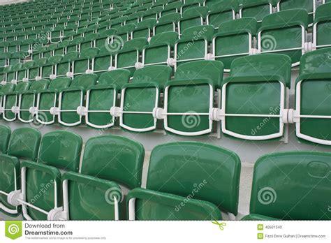 stadium bench stadium bench stock photo image 40501340
